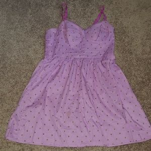Mossimo mini dress